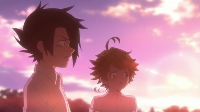 031145 | the promised neverland